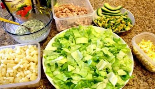Ингредиенты нашего блюда