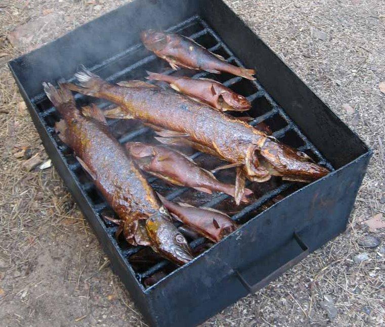 Рыбка домашнего копчения – загляденье