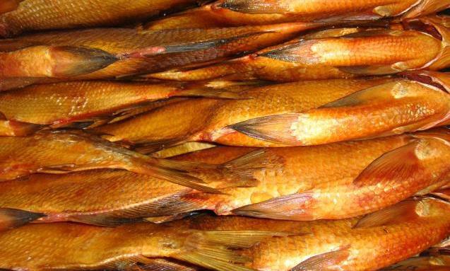Сёстры-смуглянки: копчёные рыбки
