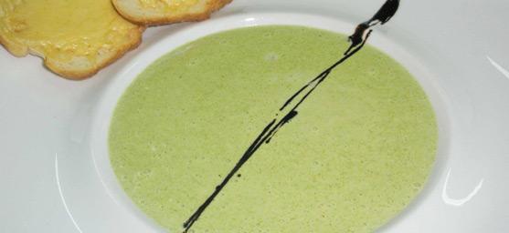 Нежнейший суп-пюре