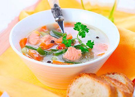 Рыбные супы — питательное и полезное блюдо, его с лёгкостью приготовит каждая хозяйка
