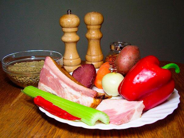 Ингредиенты можно варьировать в зависимости от собственного вкуса