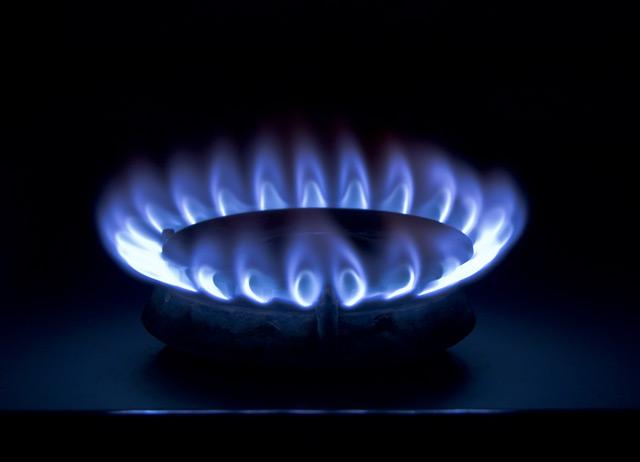 На газовом гриле вы сможете готовить быстро и без нагара