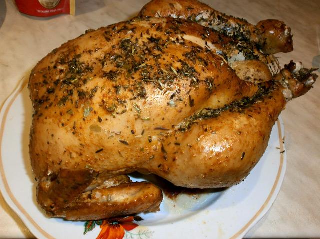 Курица – один из самых популярных продуктов для копчения