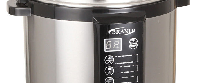 Коптильня-скороварка Brand 6060