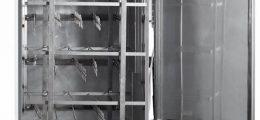 Копчение рыбы и мяса в промышленной коптильне